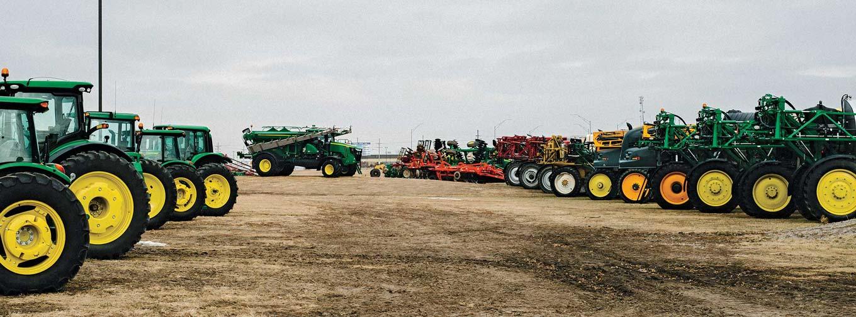 الخدمات الزراعية لشركة راسيات
